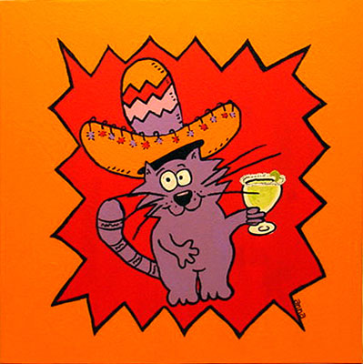 "Click here to go to larger image of ""Mexicat"""